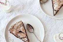 Sweet | Desert | Cake  / by Cassie Hamill