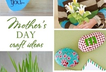 Mother's Day! / You'll find everything you need for Mother's Day including gift ideas, crafts, and recipes! Basically, anything and everything you could need to make your Mother, Grandmother, or Sister feel special.  / by Become