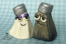 Salt and Pepper / by Valerie Serao