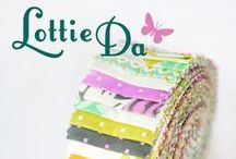 Lottie Da / A pin board dedicated to my newest fabric line, Lottie Da / by Heather Bailey