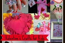 Valentine's Crafts & Cards / DIY ideas for Valentines. Valentine Gifts, Preschool Valentine, Valentine's, Valentine Crafts, Kids Valentine, Valentine Art, Homemade Valentines, Easy Valentine, Cards for kids, Ideas for kids, Cute Valentine