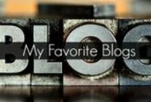 Favorite Blogs / I love blogging and it never ceases to amazing me the shear volume of great writing on the internet. This board is dedicated to the blogs that enlighten, entertain and inspire me.