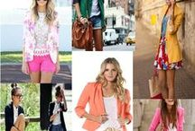 Blazer Fever! / How to style different trendy blazers / by Become