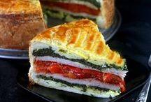 FOOD: Brunch / Food Between Breakfast & Lunch