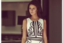 MICHELLE LOVES LIPSY / Michelle Keegan for Lipsy London / by BANK Fashion