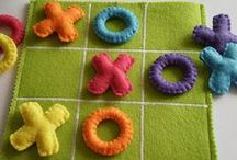 Felt Crafts / Crafting with felt is fun and easy...  Love all these great felt ideas.