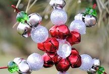 DIY Christmas Ornaments / Homemade ornaments..