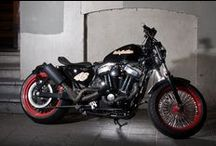 MY STYLE: I'm a Harley Ridin' Girl / Driving & Living Harley-Davidson