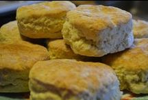 Biscuit Recipes / Seems like there are 100's of biscuits recipes and I plan on sharing them here.  My family loves biscuits.