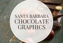 Chocolate Graphics / Chocolate Graphics |  A one-stop shop for the freshest & highest quality organic chocolate for the chocolate lover, the chocolate maker, chef & baker | SantaBarbaraChocolate.com