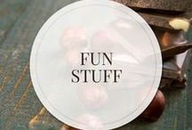 Fun Stuff / Fun Stuff |  A one-stop shop for the freshest & highest quality organic chocolate for the chocolate lover, the chocolate maker, chef & baker | SantaBarbaraChocolate.com