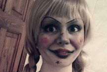 Halloween / GHOSTS • PUMPKINS • CREATURES  MAKEUP • COSTUMES  DECORATIONS • CANDY