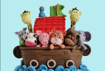 Kids Cakes / by Pam doherty
