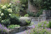 Garten, Terrasse und Balkon
