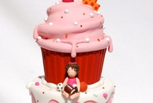 Novelty and Shaped Cakes / by Pam doherty