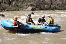 Ocoee Rafting / Whitewater rafting on the Ocoee River in Ducktown, TN.