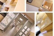 Sintesi S.p.A. / Concept_Rendering_Foto per i nuovi uffici della Sintesi S.p.A. di Roma, su incarico della amato1926 che ha realizzato tutti i lavori di falegnameria su misura