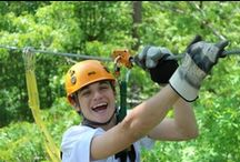 Chattooga Canopy Tours / Chattooga Ridge Canopy Tours; http://wildwaterrafting.com/chazip.php