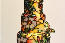 Stained Glass Cakes / by Pam doherty