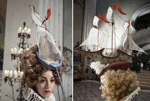Ship Headpieces