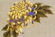 Embroidery General - 2 / por Marietha Fagan