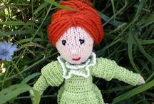 Knitting - my works / Knitting ideas, craft, diy, hoooked     Knitting - my works