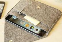 Nähen - Hüllen für Handy & Tablet