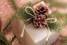 Weihnachten - Geschenkverpackung