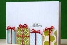 Weihnachten - Karten