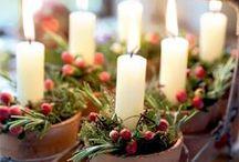 Weihnachten - Adventskranz