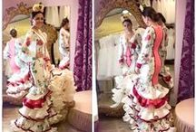 Por sevillanas / trajes de flamenca y accesorios / by Pepita Maria Garcia Carretero