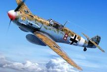 Bf 109 / by Jean MOES