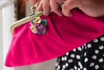 Bags  Frame Bag / Reticule Ридикюль Сумка с рамочным замком