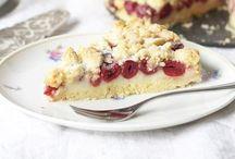 Rezepte - Kuchen mit Obst