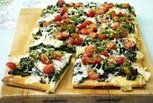 Rezepte - Pizza & Tarte