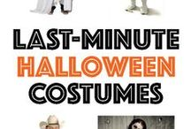 Halloween - DIY Style! / Nobody in college has much money - but everyone needs a cool H'ween costume!