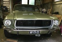 The 1967 ford mustang thats mine! / Dream car project