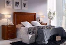 Dormitorios / Por ser la habitación más intima de las casa, el dormitorio debe reflejar nuestros gustos y personalidad. Lugares pensados para relajarnos y descansar, una buena decoración puede hacer de estas estancias un sitio ideal para desconectar del mundo.