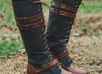 Lo Zapatos son parte de nuestros pies y ay que saber llevarlos segun la ropa que llevas ademas de intentar estar comoda