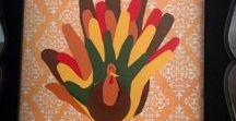 Thanksgiving mit Kindern - Basteln und Spiele / Bastel- und Spieleideen rund um das Thema Thanksgiving