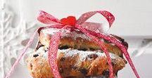 Weihnachtsgebäck / Rezepte für Weihnachtsplätzchen, Stollen und Lebkuchen