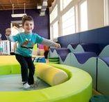 Indoor Spielplätze in/Nähe Westchester / Indoor Spielplätze und Spielbereiche, Gyms mit Open Play Hours u.ä.