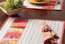 Nähen - für Tisch und Küche