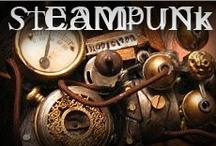 Steampunk / .The term denotes works set in an era or world where steam power is still widely used—usually the 19th century, and often set in Victorian era England—but with prominent elements of either science fiction or fantasy, such as fictional technological inventions like those found in the works of H. G. Wells and Jules Verne, or real technological developments like the computer occurring at an earlier date.