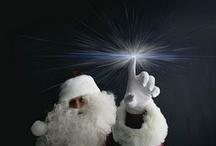 Christmas Ideas - Santas / A messager of Peace -- / by Maryjo Sellars