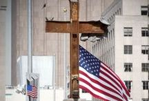 Crosses / A reminder of ALL Jesus did for us --- / by Maryjo Sellars