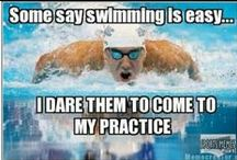 My life = swimming / All things swimming