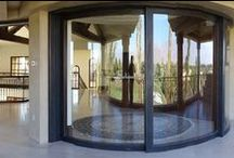 Entry doors / Albertini entry doors are created to adapt harmoniously to any architectural style