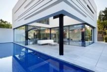 Modern family residence / Magnificent, private family residence situated in an urban environment.