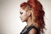 Hair / Beautiful hair styles mostly braids